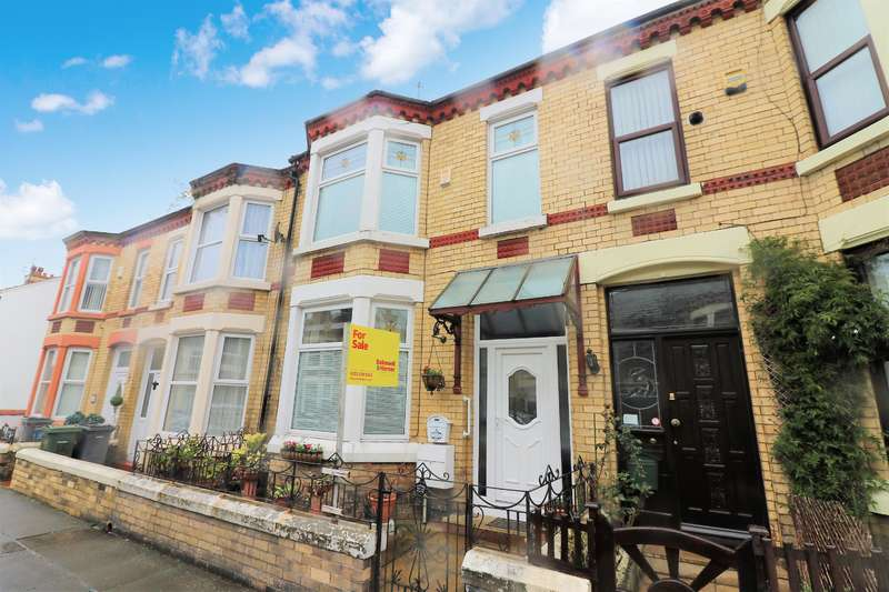 3 Bedrooms Terraced House for sale in York Road, Wallasey, CH44 9EW