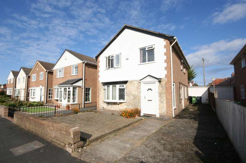 4 Bedrooms Detached House for sale in Village Way, Wallasey, CH45 3NY