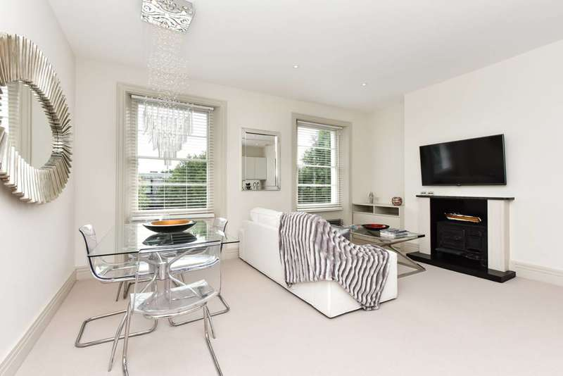 3 Bedrooms Flat for sale in Tachbrook Street, Pimlico, SW1V