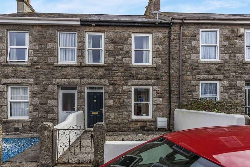 2 Bedrooms Property for sale in Hughville Street, Camborne, TR14