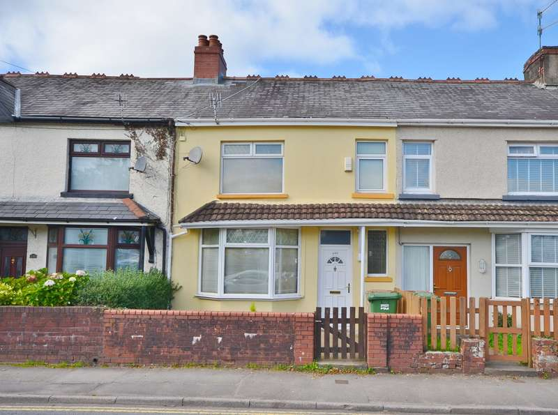 3 Bedrooms Terraced House for sale in Bedwas Road, Caerphilly, CF83