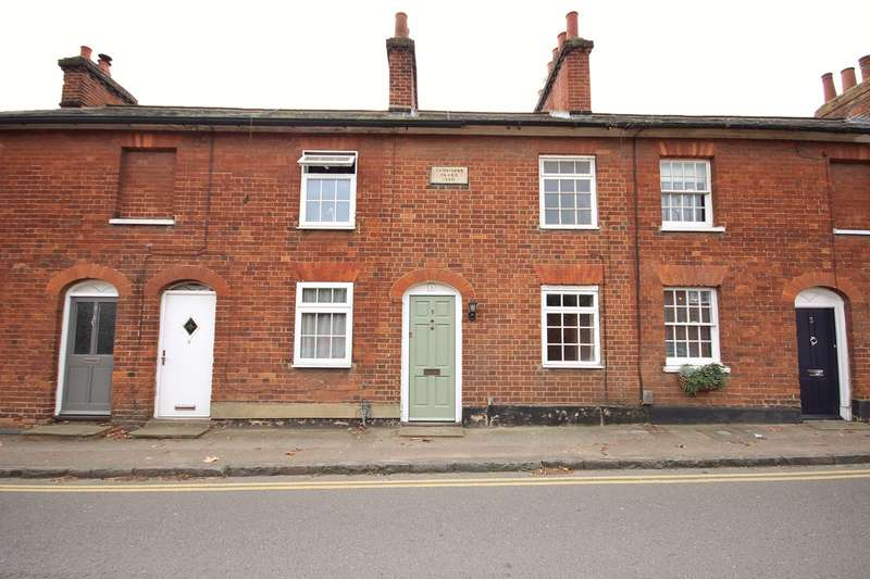 2 Bedrooms Terraced House for sale in Oliver Street, Ampthill, Bedford, MK45