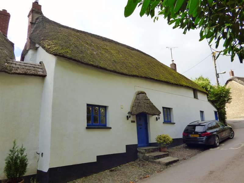 3 Bedrooms Cottage House for sale in 1 Harper's Hill, Northlew, Okehampton