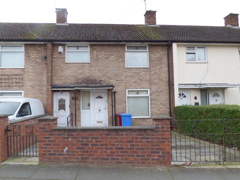 3 Bedrooms Terraced House for sale in Salerno Drive, Huyton, Liverpool