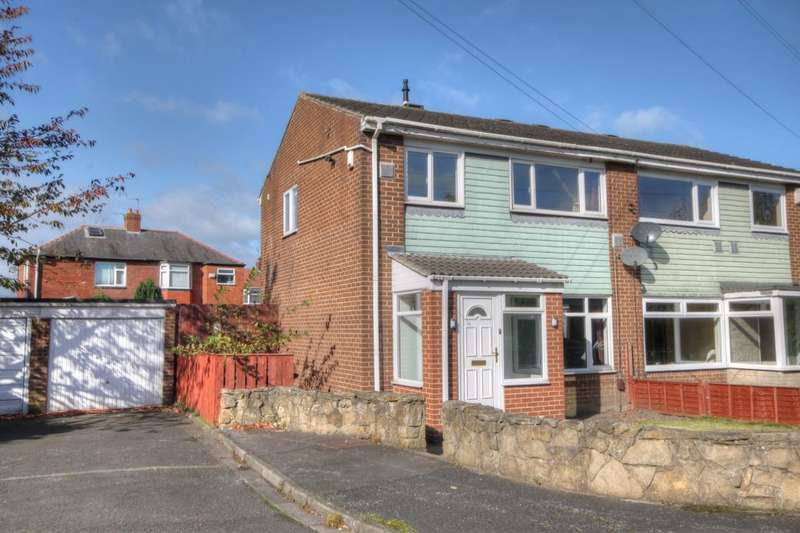 3 Bedrooms Semi Detached House for sale in Acton Road, West Denton, Newcastle Upon Tyne, NE5