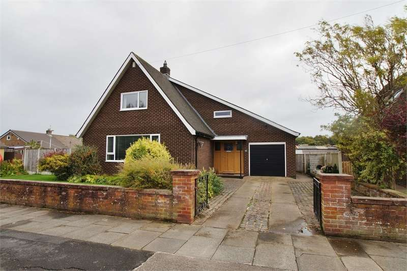 3 Bedrooms Detached House for sale in CA3 9EP Lansdowne Crescent, Stanwix, Carlisle, Cumbria