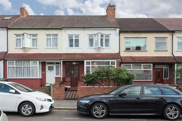 3 Bedrooms Terraced House for sale in Corbett Road, Walthamstow, London