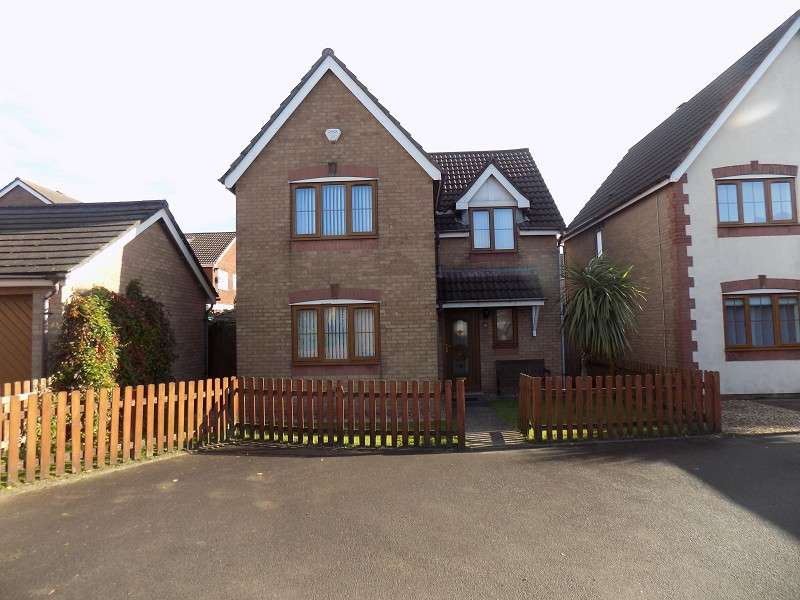 4 Bedrooms Detached House for sale in Mariners Point, Aberavon, Port Talbot, Neath Port Talbot. SA12 6DL