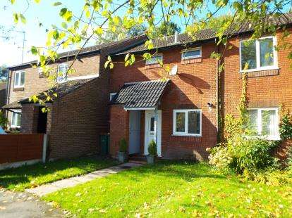 2 Bedrooms Terraced House for sale in Goldburn Close, Ingol, Preston, Lancashire