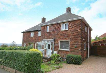 3 Bedrooms Semi Detached House for sale in Birley Moor Avenue, Sheffield, South Yorkshire