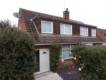 3 Bedrooms Semi Detached House for sale in Newton Leys, Burton On Trent, Staffordshire