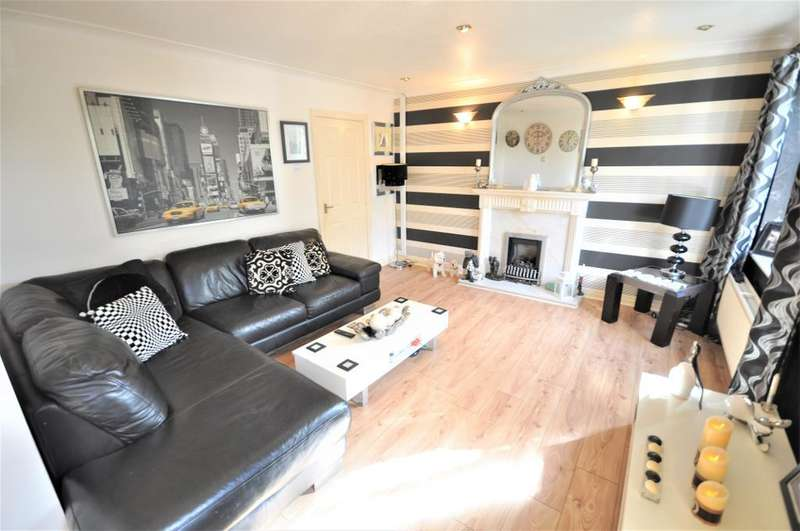 3 Bedrooms Mews House for sale in Shaftesbury Avenue, Staining, Blackpool, Lancashire, FY3 8QS