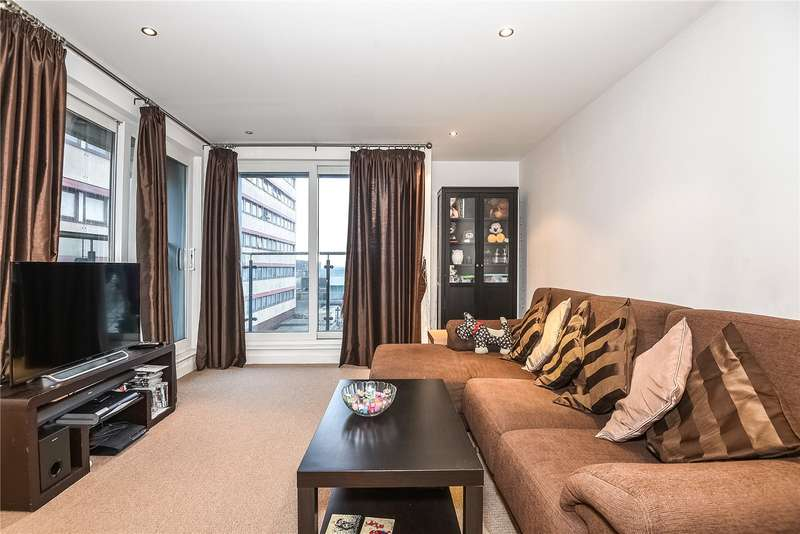 1 Bedroom Apartment Flat for sale in Armstrong House, 58A High Street, Uxbridge, Middlesex, UB8