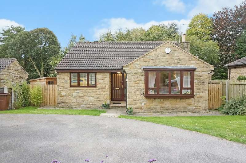 3 Bedrooms Detached Bungalow for sale in Linton Meadows, Wetherby, LS22