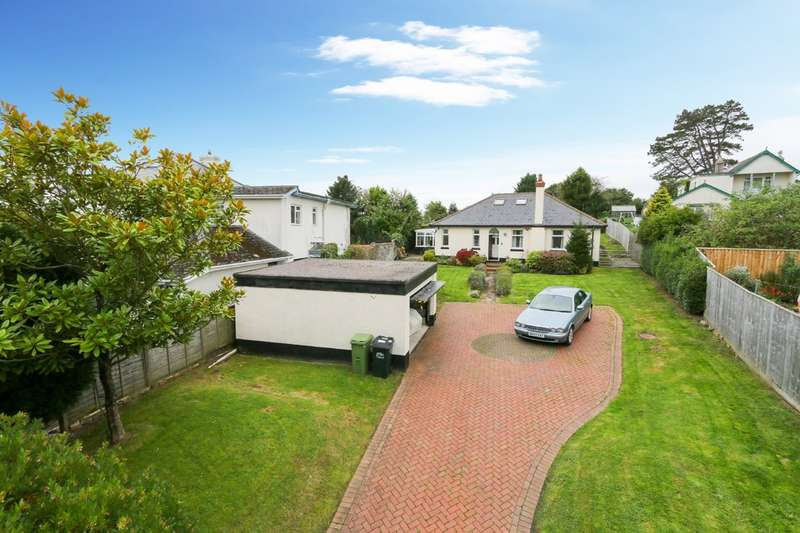 3 Bedrooms Detached Bungalow for sale in Coombeshead Road, Newton Abbot
