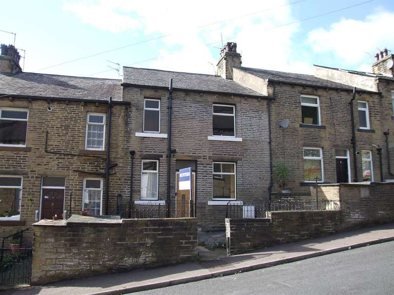 2 Bedrooms Terraced House for sale in Calder Avenue, Pye Nest, Halifax, HX2 7DL