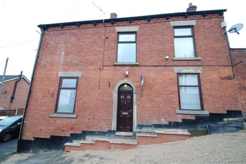 3 Bedrooms End Of Terrace House for sale in Astley Street, Stalybridge, SK15 2EX