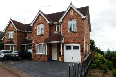 4 Bedrooms House for rent in Morton Mount, Halfway, Sheffield, S20