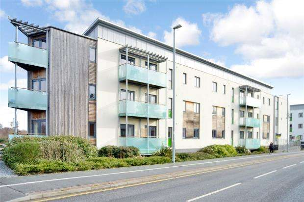 2 Bedrooms Flat for sale in Whitelake Place, West Golds Way, Newton Abbot, Devon