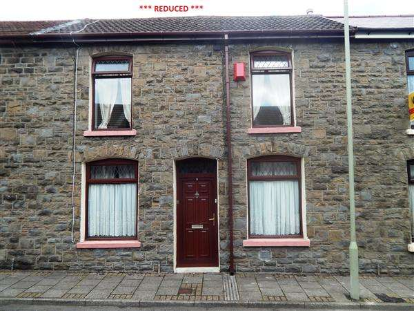 3 Bedrooms Terraced House for sale in Price Street, Pentre