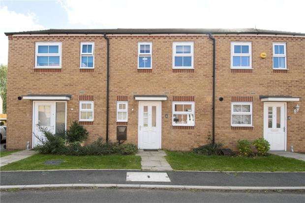 2 Bedrooms Terraced House for sale in Salix Close, Canley, Coventry, West Midlands