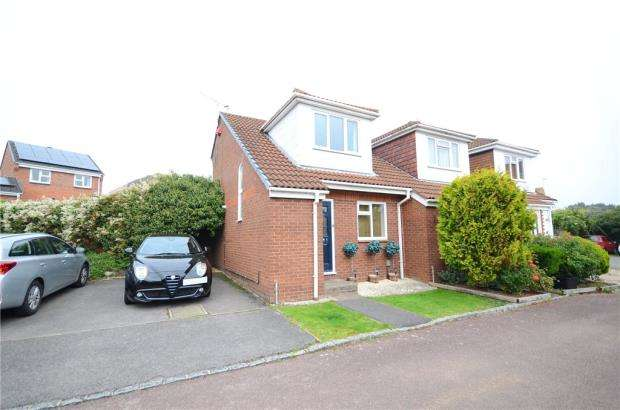 2 Bedrooms End Of Terrace House for sale in Colmworth Close, Lower Earley, Reading