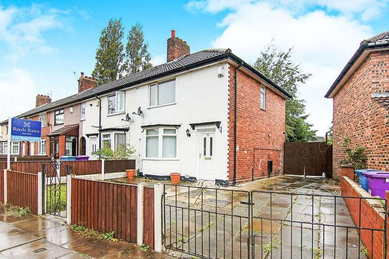 3 Bedrooms Terraced House for sale in Haselbeech Crescent, Liverpool, L11
