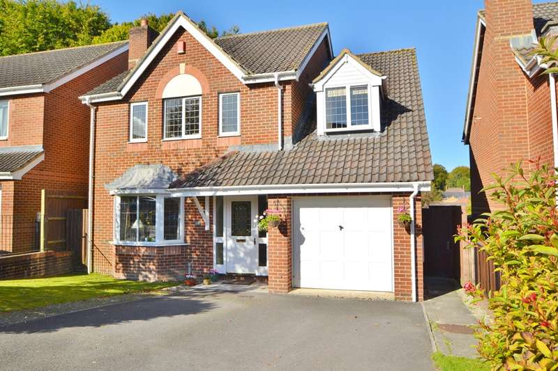 4 Bedrooms Detached House for sale in Harnham