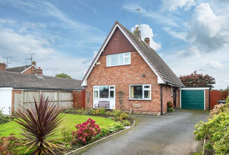 3 Bedrooms House for sale in 3 bedroom Dormer Bungalow Detached in Ashton Hayes