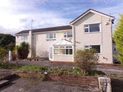 4 Bedrooms Detached House for sale in Gorsedd, Holywell, Flintshire, CH8