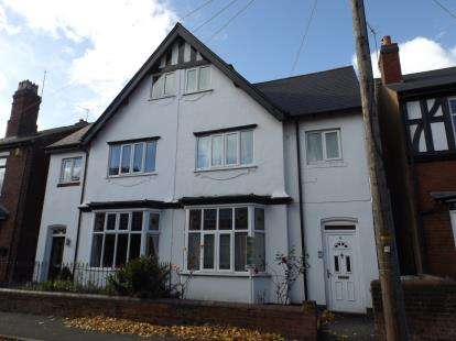 4 Bedrooms Semi Detached House for sale in Thompson Street, Willenhall, West Midlands