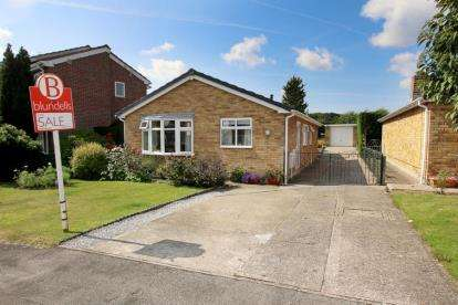 3 Bedrooms Bungalow for sale in Sexton Drive, Bramley, Rotherham, South Yorkshire
