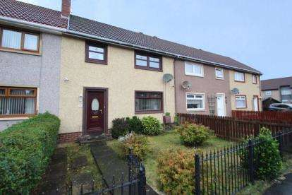 3 Bedrooms Terraced House for sale in Dale Crescent, Irvine, North Ayrshire