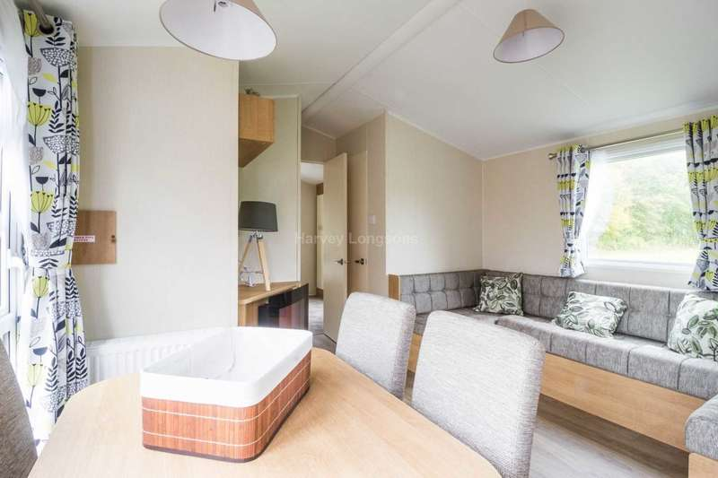 2 Bedrooms Caravan Mobile Home for sale in Saxmundham, Suffolk