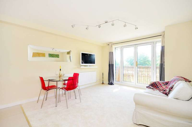 1 Bedroom Flat for sale in Barchester Close, Hanwell, W7