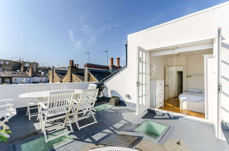 3 Bedrooms Flat for sale in Wallgrave Road, Earls Court, SW5