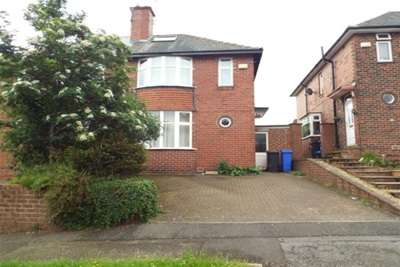 3 Bedrooms House for rent in Hollythorpe Road, Sheffield, S8 9NF