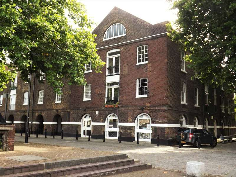 1 Bedroom Apartment Flat for sale in Foreshore, Deptford, London