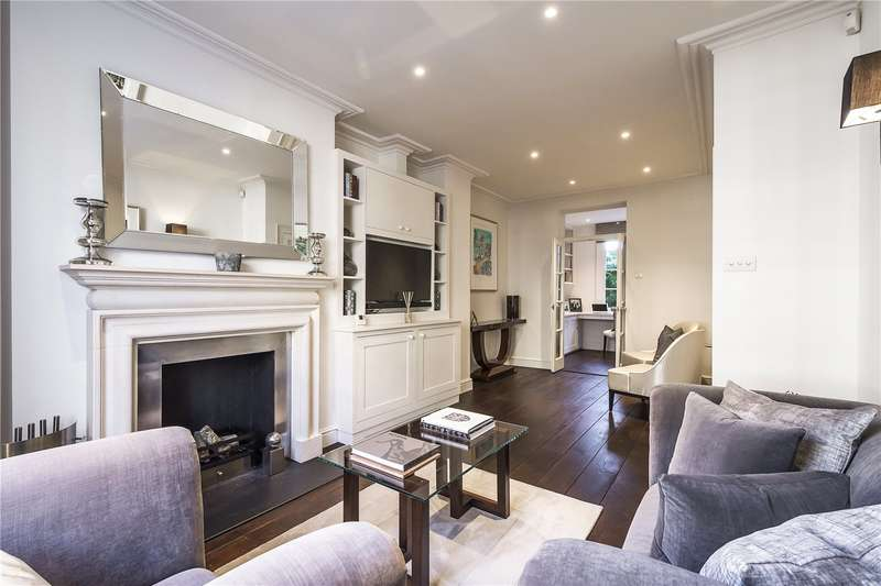 3 Bedrooms Terraced House for sale in Bourne Street, London, SW1W
