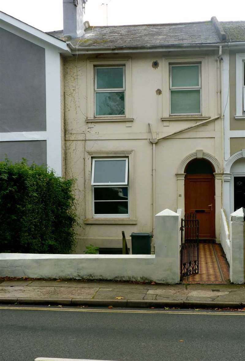 1 Bedroom Apartment Flat for sale in Upton Road, Torquay