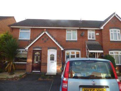 2 Bedrooms Terraced House for sale in Riesling Drive, Kirkby, Liverpool, Merseyside, L33
