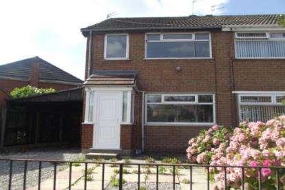 3 Bedrooms Semi Detached House for sale in Leach Lane, Sutton Leach, St. Helens, Merseyside, WA9