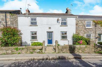 3 Bedrooms End Of Terrace House for sale in Lelant, St. Ives, Cornwall