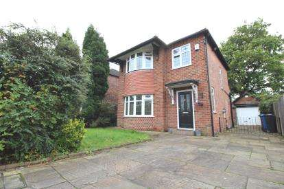 3 Bedrooms Detached House for sale in Bowness Avenue, Cheadle Hulme, Cheadle, Cheshire