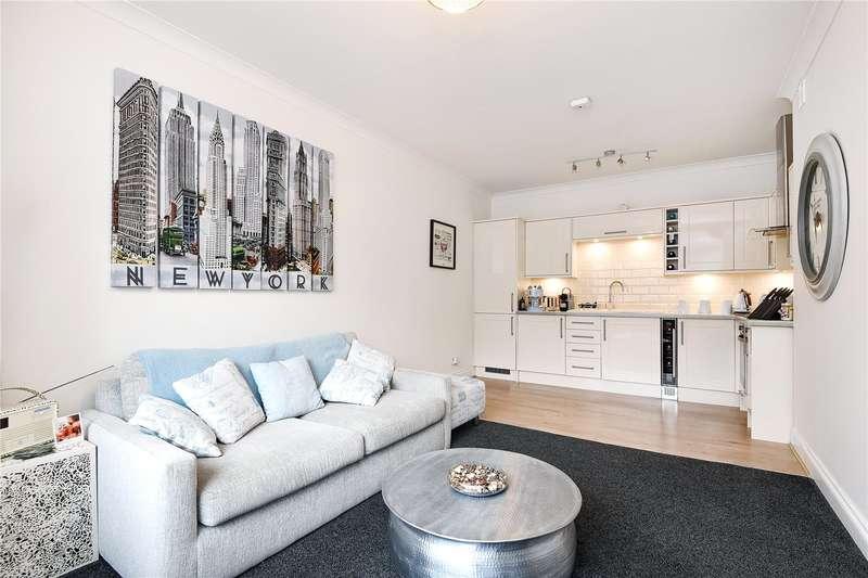 1 Bedroom Maisonette Flat for sale in Uxbridge Road, Pinner, Middlesex, HA5