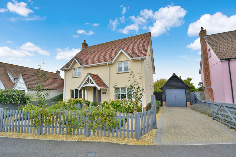 3 Bedrooms Detached House for sale in Meadow Way, Stradbroke