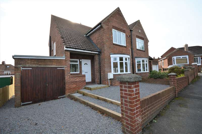 2 Bedrooms Semi Detached House for sale in Drybourne Park, Shildon, DL4 1JA