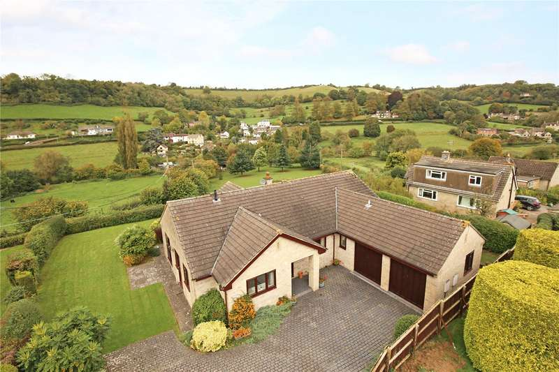 4 Bedrooms Detached Bungalow for sale in Holywell Road, Wotton-under-Edge, Gloucestershire, GL12