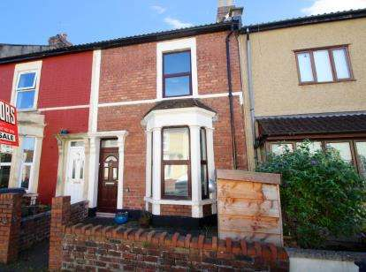 2 Bedrooms Terraced House for sale in Co-Operation Road, Greenbank, Bristol