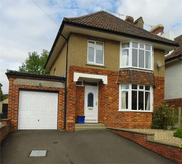 4 Bedrooms Detached House for sale in Summerleaze Park, Yeovil, Somerset